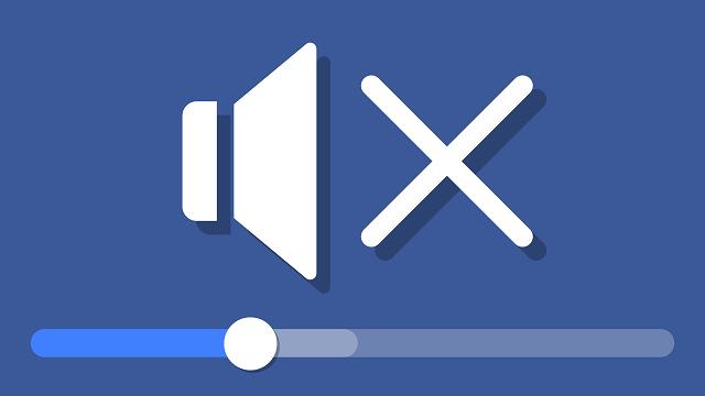 Facebook Seslerini Kapatma Manşet