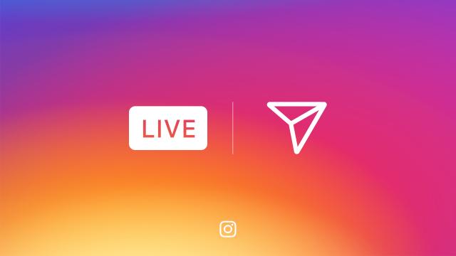 Instagram'a Canlı Yayın, Canlı Video Özelliği Geldi