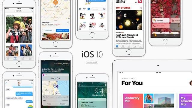 iOS+10%27un+Dikkat+%C3%87eken+%C3%96zellikleri