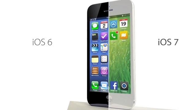 iOS 7 Beta manşet