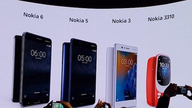 Nokia 3, 5, 6 Türkiye Fiyatı Belli Oldu