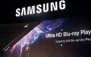 Samsung, İlk Ultra HD Blu-ray Oynatıcısını IFA 2015 Fuarı'nda Tanıttı