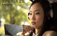 4K Çözünürlüklü İlk Akıllı Telefon: Sony Xperia Z5 Premium