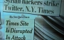 Twitter ve New York Times Hacklendi!