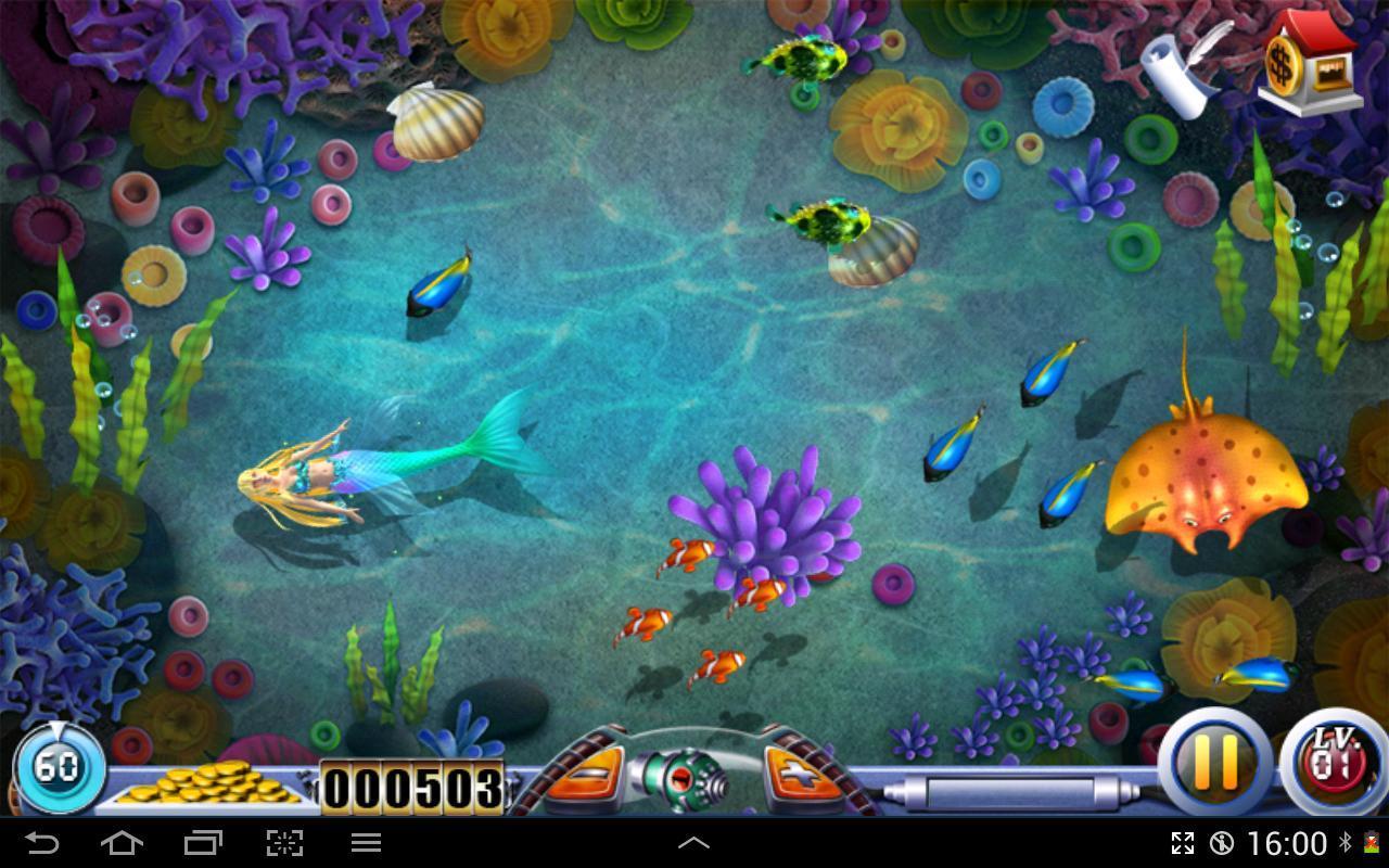 Ae lucky fishing ndir android i in bal k yakalama oyunu for Arcade fishing games
