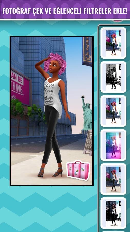 Barbie Fashion Closet Indir Android Için Barbi Bebek Oyunu Tamindir