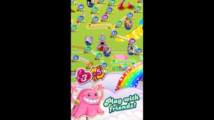 Candy Crush Saga Windows - Ekran Görüntüleri - Tamindir