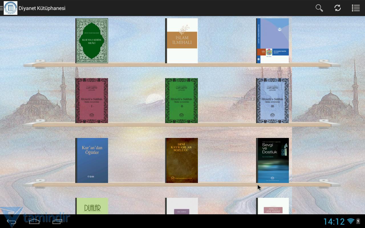 Diyanet Kitaplık İndir - Android için Ücretsiz Dini ...