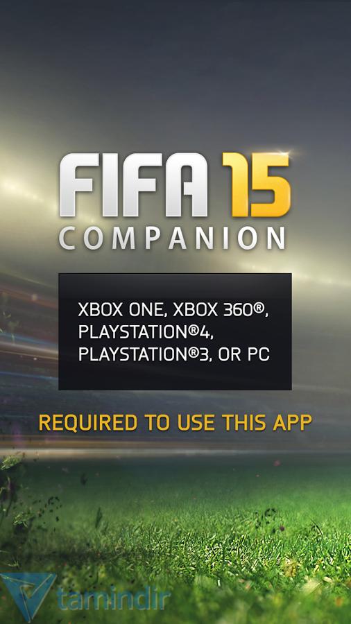 Fifa 15 Companion