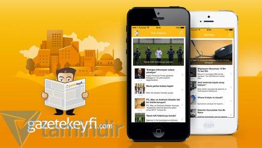 Gazete Keyfi İndir - iOS için Gazete Keyfi Resmi Uygulaması (Mobil) - Tamindir