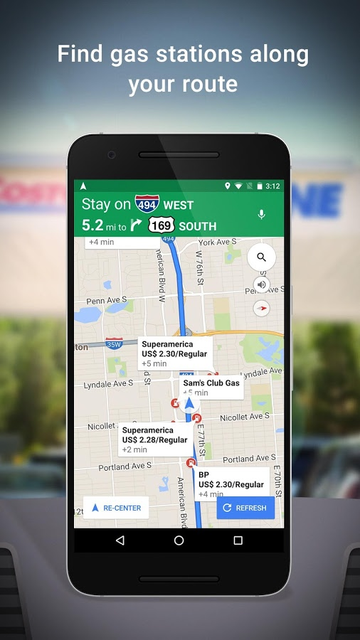 google maps cep telefonu takip