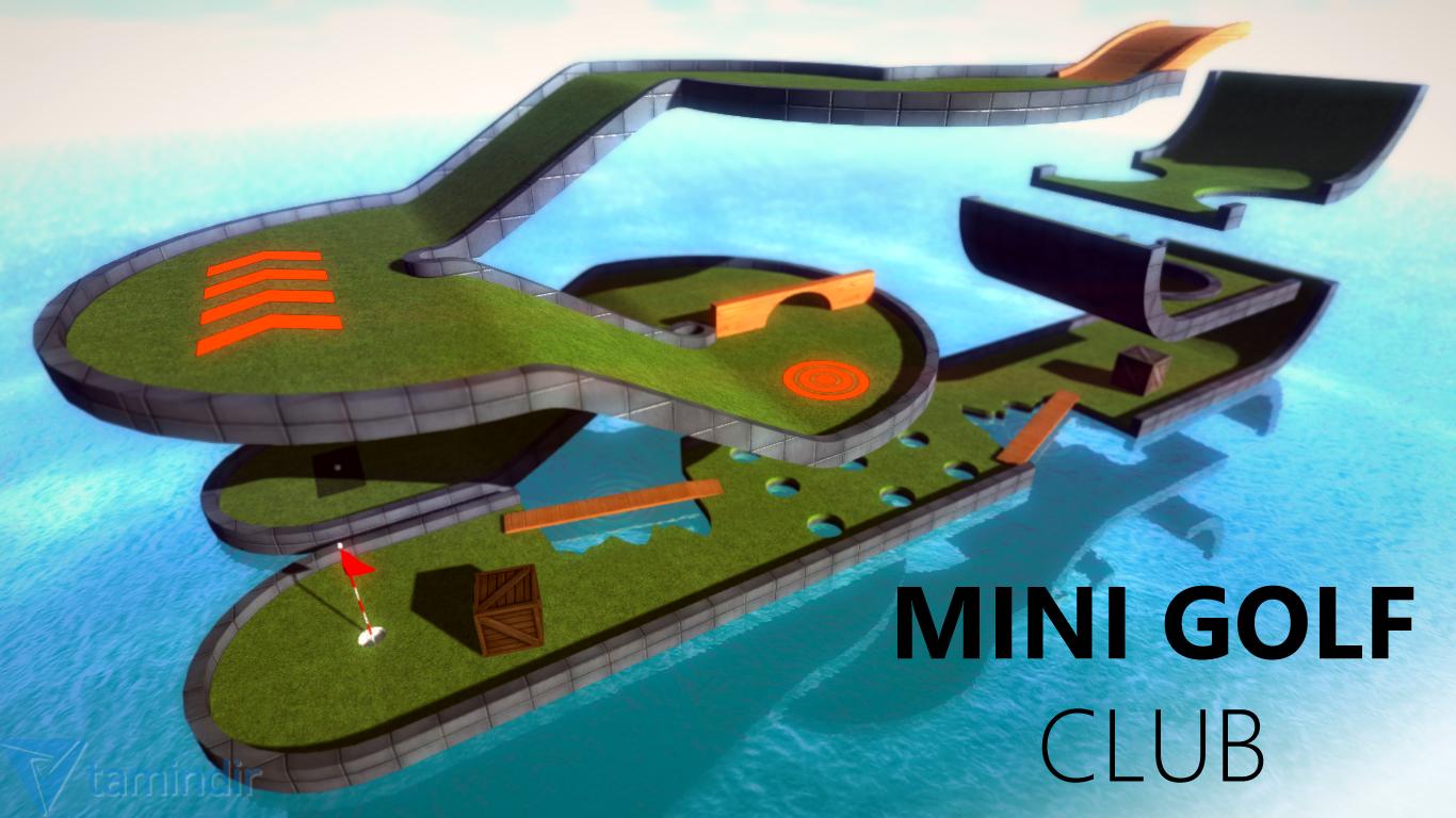 minigolf 2 player