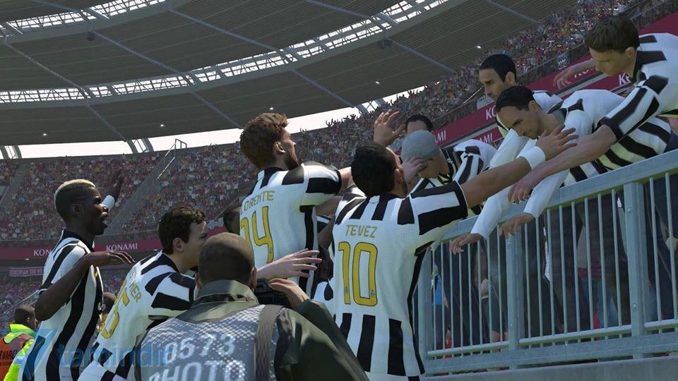 Jogadores no pes 2015 patch