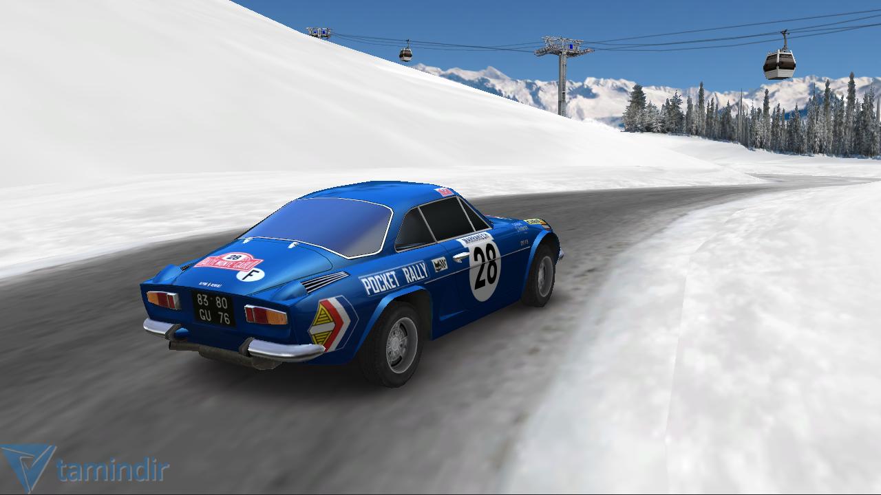 Pocket Rally LITE gra na Android download •• Pobierz na ...