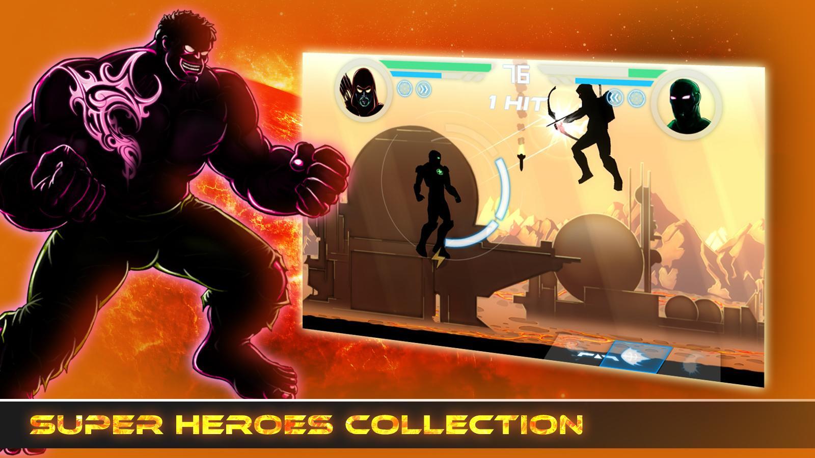 Shadow-3 ile dövüş: aktörler ve roller
