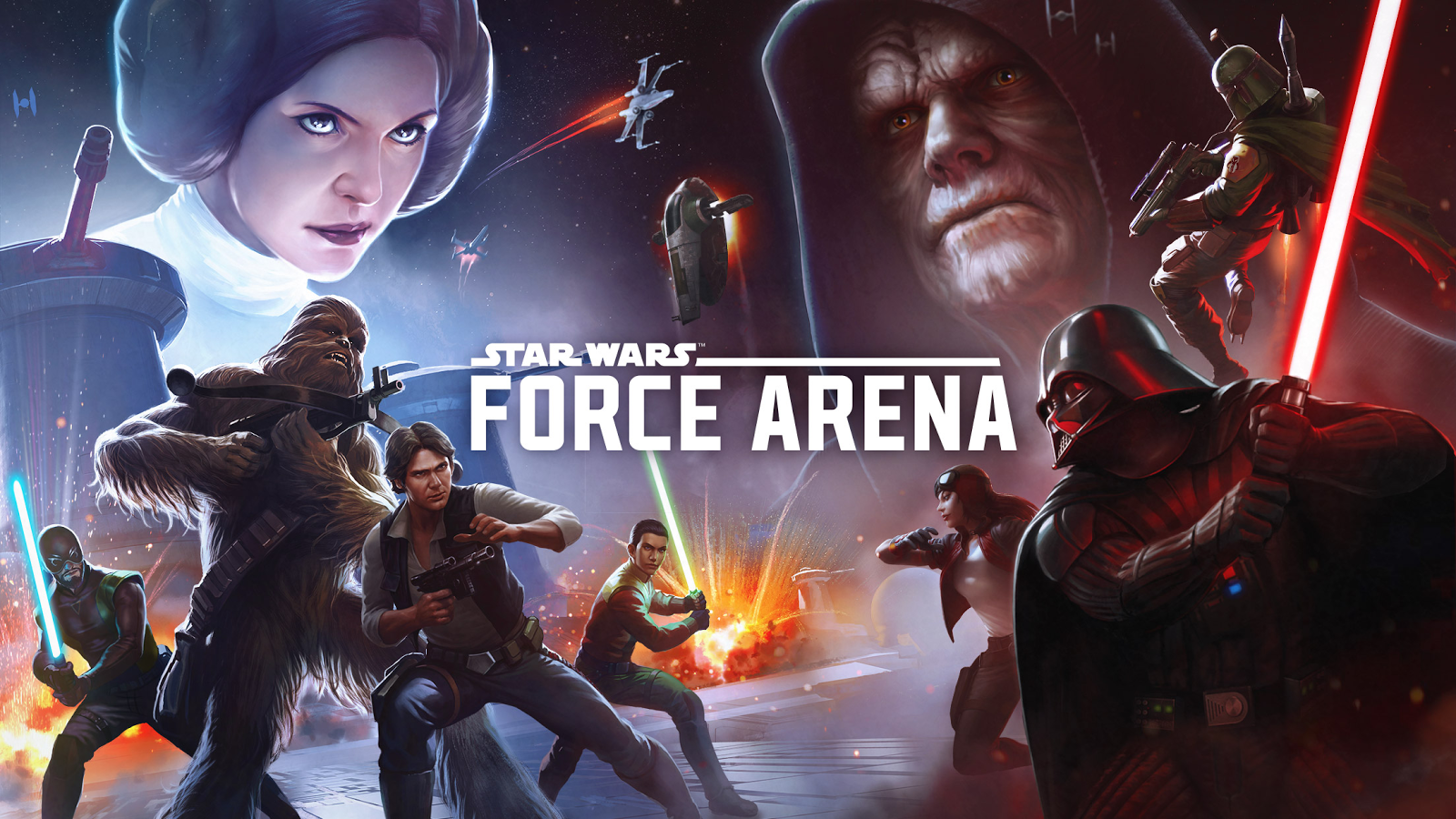 Star wars games to play online for free
