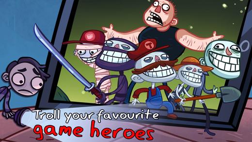 Troll Face Quest Video Games İndir - iPhone ve iPad İçin ...