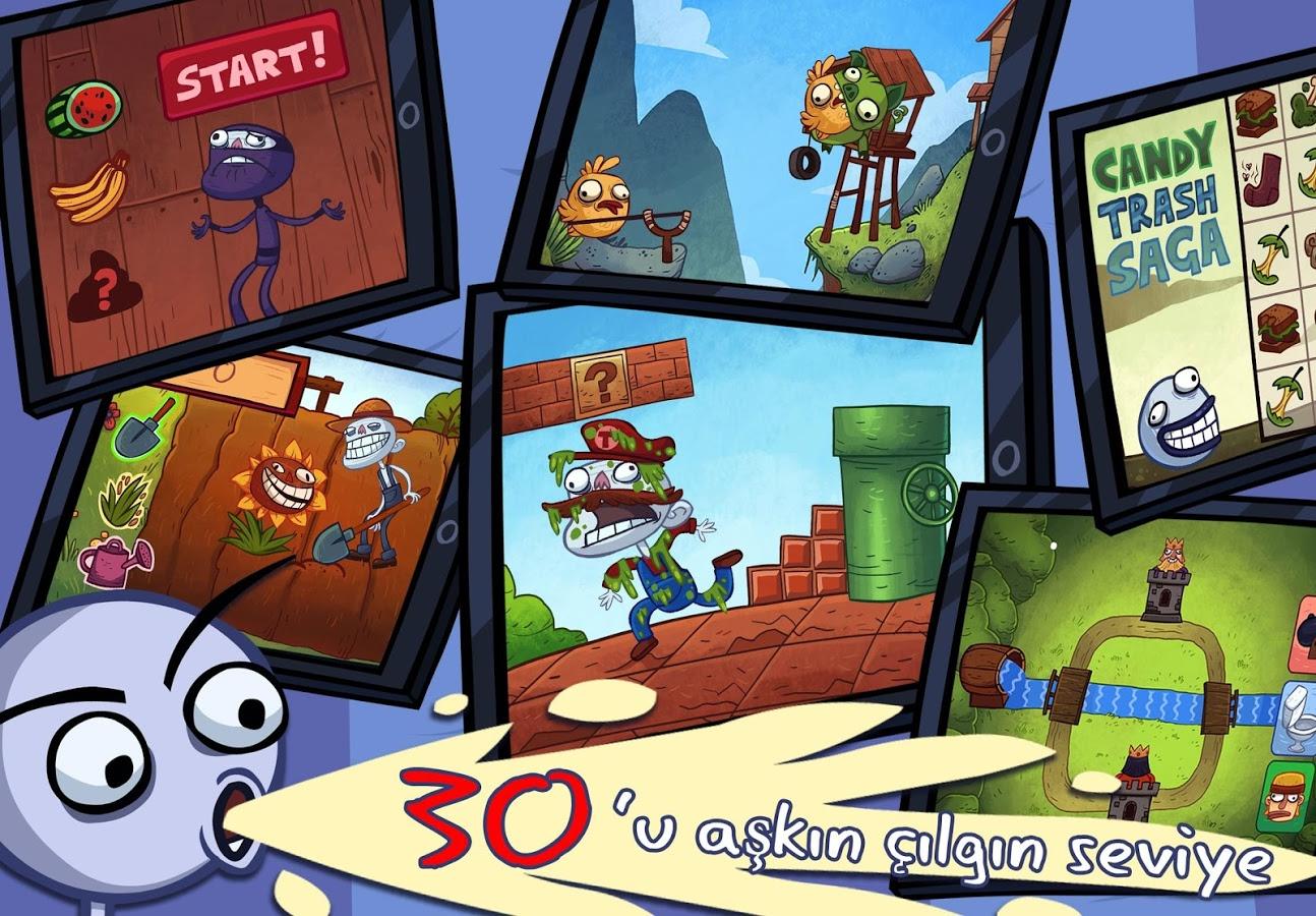 Troll Face Quest Video Games İndir - Android İçin Trolleme ...
