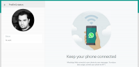 WhatsApp Messenger Web