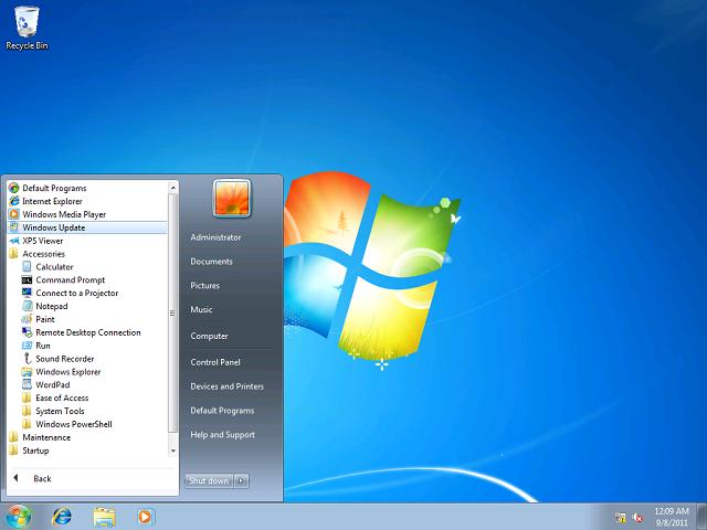 Windows 7′nin Yeni Özelliklerini Windows XP'de Kullan [indir] Güncel içerik  ile düzenlenmiş Windows XP'yi Windows 7 yapan yazımız.