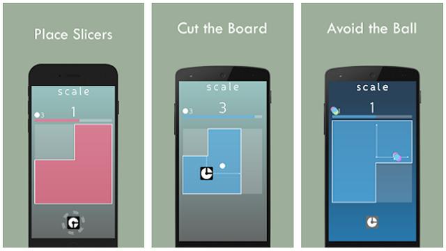 Scale, iOS işletim sistemli iPhone ve iPad cihazınıza ücretsiz indirip oynayabileceğiniz bulmaca oyunu.