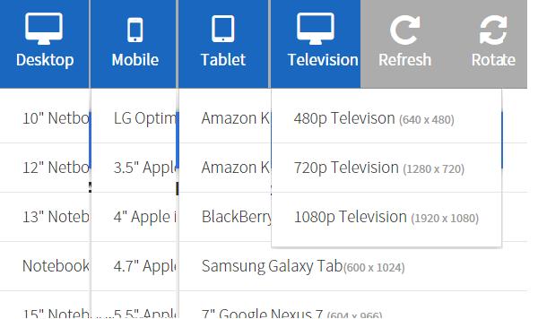 Sitenin mobil sürümünü nasıl kontrol edebilirim Mobil siteleri test etme yolları