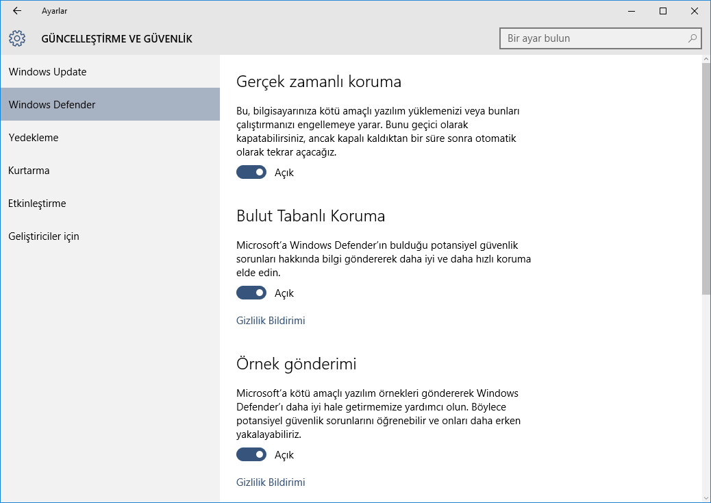 how to uninstall windows defender win 10