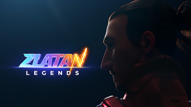 Zlatan Legends, İsveçli yıldız futbolcu Zlatan Ibrahimovic'in resmi mobil oyunu.