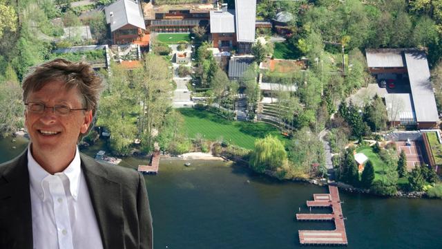 Bill Gates Malikanesi