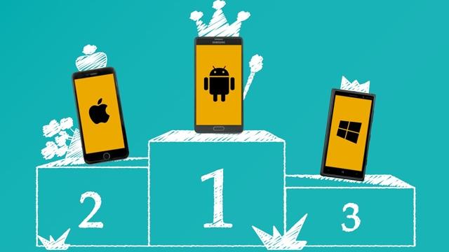 Akıllı Telefon Pazarında Savaşın Tek Galibi Artık Belli