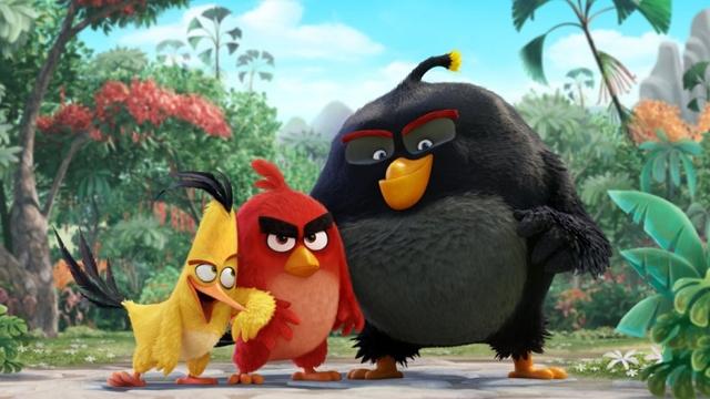 The Angry Birds Filmi, Oyununun Bir Senede Kazandığını Bir Haftada Kazandı
