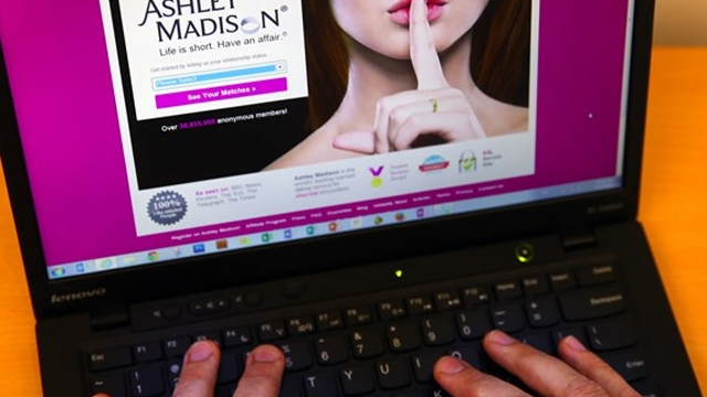 Ashley Madison çöpçatan servisi