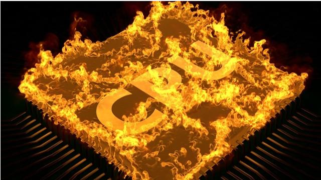 CPU çok ısınırsa hasar görür mü?
