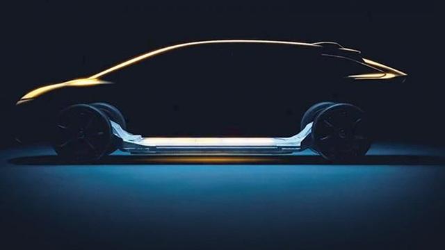 Geleceğin Arabası Faraday Future CES 2017'de