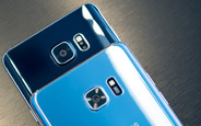 Samsung Galaxy Note 5'e Galaxy Note 7 Cilası