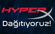 5 HyperX Kulaklık ve 5 Oyuncu Koltuğu Kampanyası