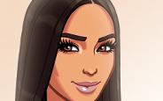 Kim Kardashian, Facebook Messenger'da Oyunlarını Tanıtan Bir Bot Yayınladı