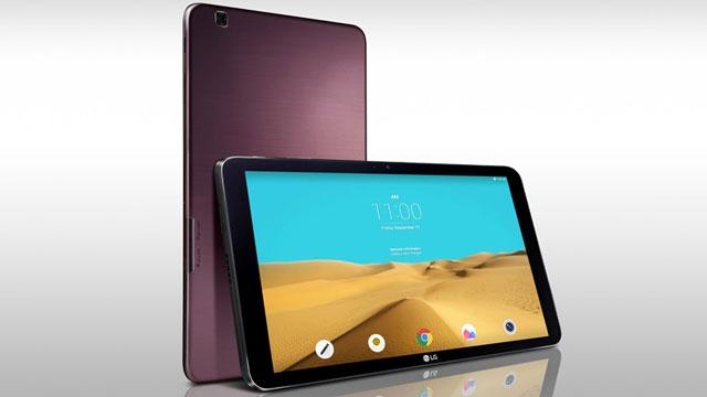 LG'den Tablet Sürprizi, LG G Pad II 10.1 Geliyor