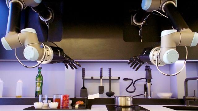 Robot Mutfak