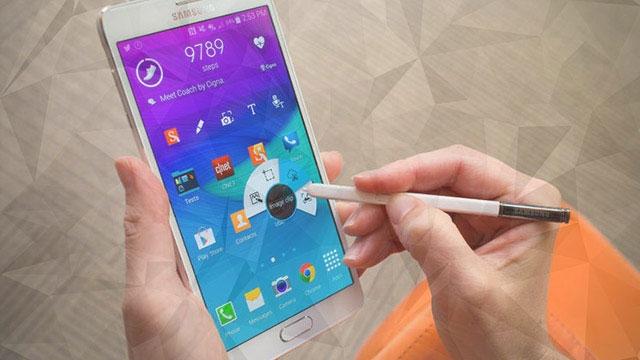 Samsung Galaxy Note 5'in Süper 5 Özelliği