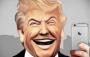 Donald Trump Sonunda Kendine Bir iPhone Aldı
