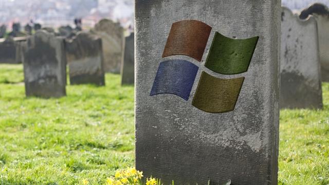 Microsoft, Windows Vista İşletim Sistemini Tarihe Gömüyor