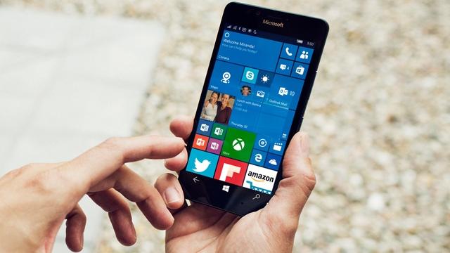 Windows 10 Mobile Windows 10 Yıl Dönümü Güncellemesini Aldı