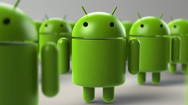 Windows Phone'da Android