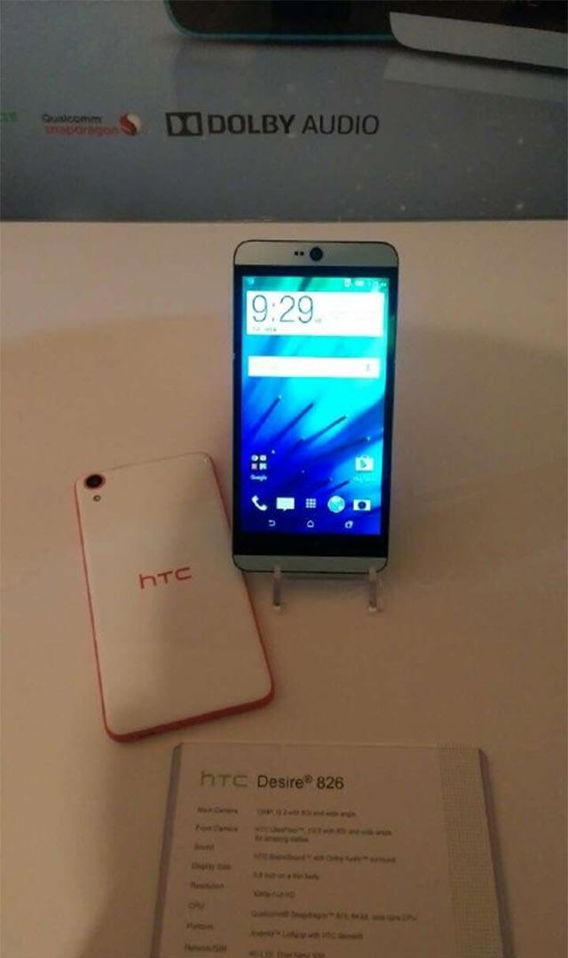 HTC Desire 860