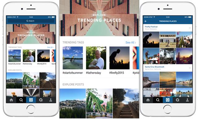 Instagram Güncellendi, Konum Aramaları Detaylandırıldı Daha Eğlenceli Oldu