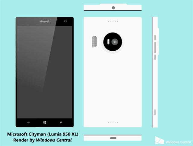 Microsoft Lumia 950 XL'in Yeni Lakabı: iPhone 6 Katili