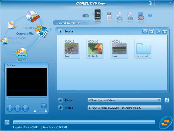 corel dvd copy 6