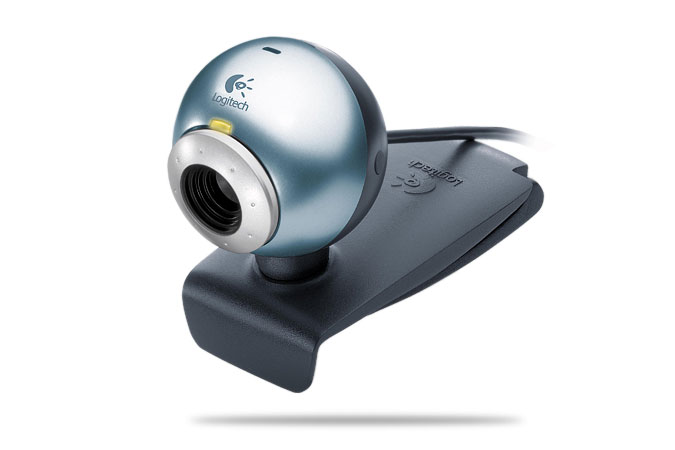 Webcam Logitech V-UM14 (QuickCam Messenger)
