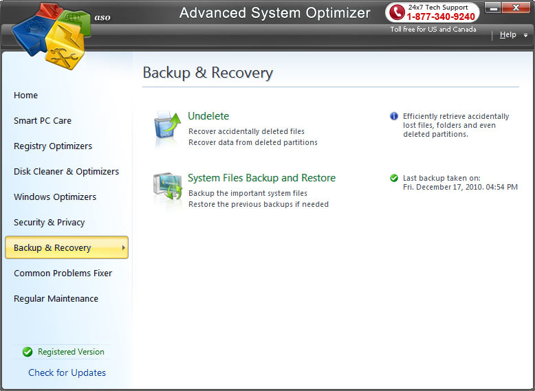 ASO Backup and Recovery Big 32487